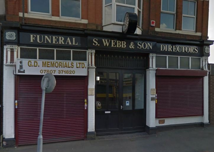 S Webb & Sons Ltd, Wednesbury