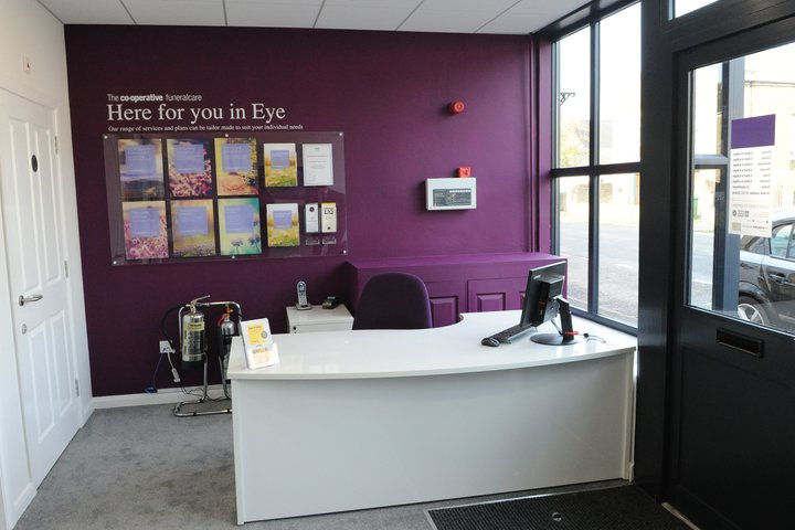 The Co-operative Funeralcare Eye