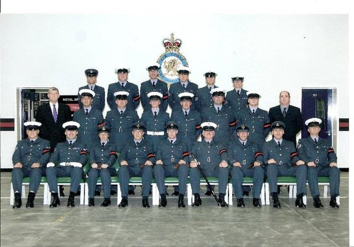 This was taken as the RAF Police School closed at RAF Halton before moving to Southwick Park in 2005. Andy was Officer Commanding at the time and was so well respected by everyone.