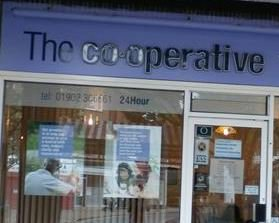 Co-operative Funeralcare (Midcounties), Wednesfield - High Street
