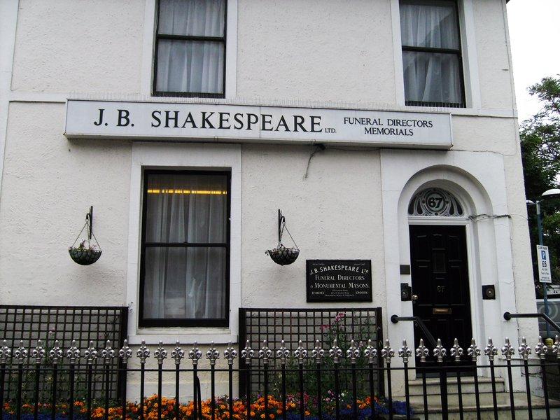 J.B.Shakespeare Ltd Norfolk House
