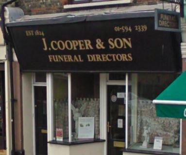 J Cooper & Son (Undertakers) Ltd