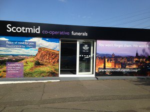 Scotmid Funerals, Sighthill, Midlothian, funeral director in Midlothian