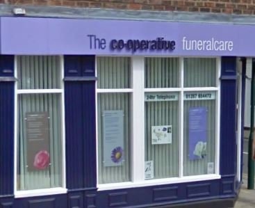 The Co-operative Funeralcare, Skelton