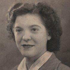 Frances Mary McEwan 'Fran' (née Parry)