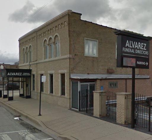 Alvarez Funeral Directors, Chicago