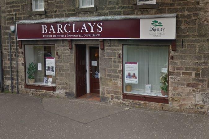 Barclays Funeral Directors, Davidsons Mains, Edinburgh, funeral director in Edinburgh