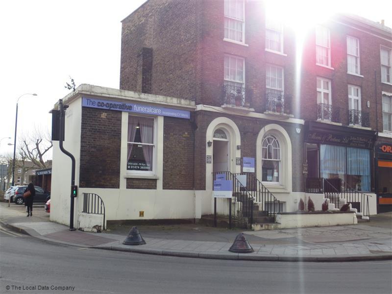 Gravesham Funeralcare (inc. C. F. Morris), Gravesend