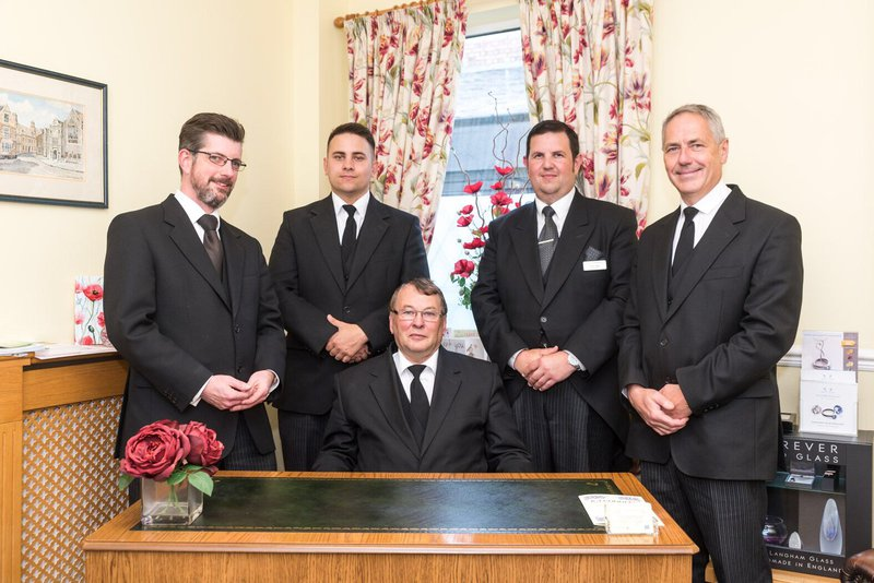 A.J Coggles, Wisbech, Cambridgshire, funeral director in Cambridgshire