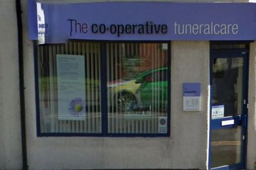 The Co-operative Funeralcare, Leigh