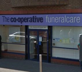The Co-operative Funeralcare, Leytonstone