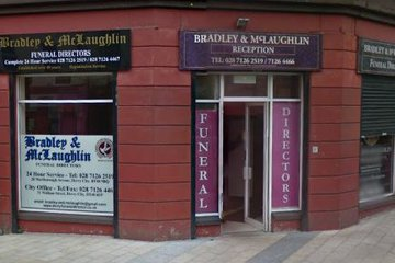 Bradley & McLaughlin Funeral Directors, City Office