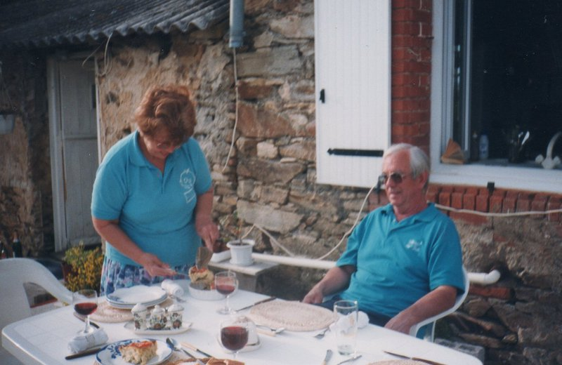 More happy memories whilst staying with Mike and Kath