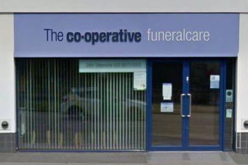 The Co-operative Funeralcare, Hayes