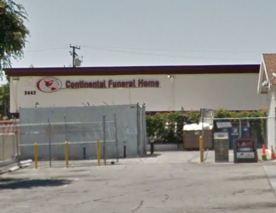 Continental Funeral Home Ontario