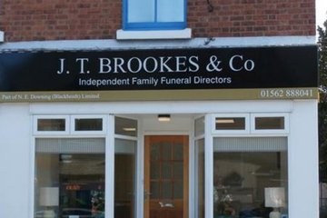 J T Brookes & Co, Hagley