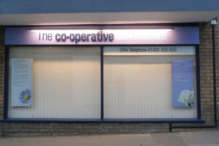 Co-op Funeralcare, Wallingford
