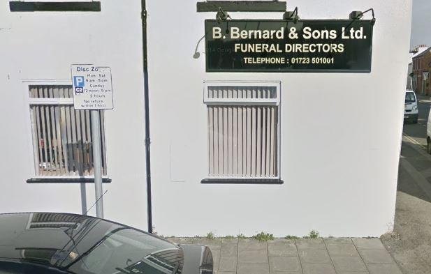 B Bernard & Sons Funeral Directors, Prospect Road, North Yorkshire, funeral director in North Yorkshire