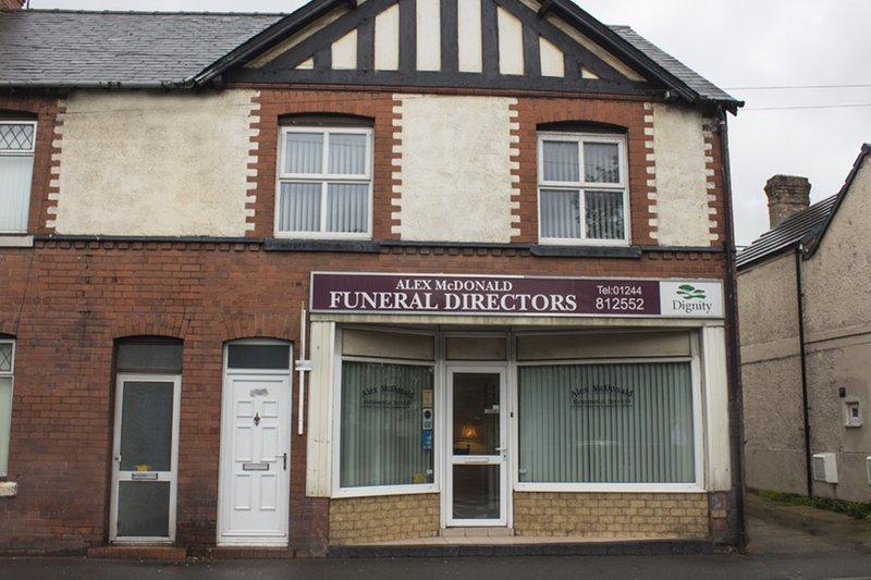 Alex McDonald Funeral Directors, Flintshire, funeral director in Flintshire