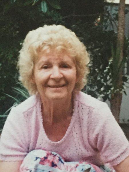 Ruth Doreen Aldridge