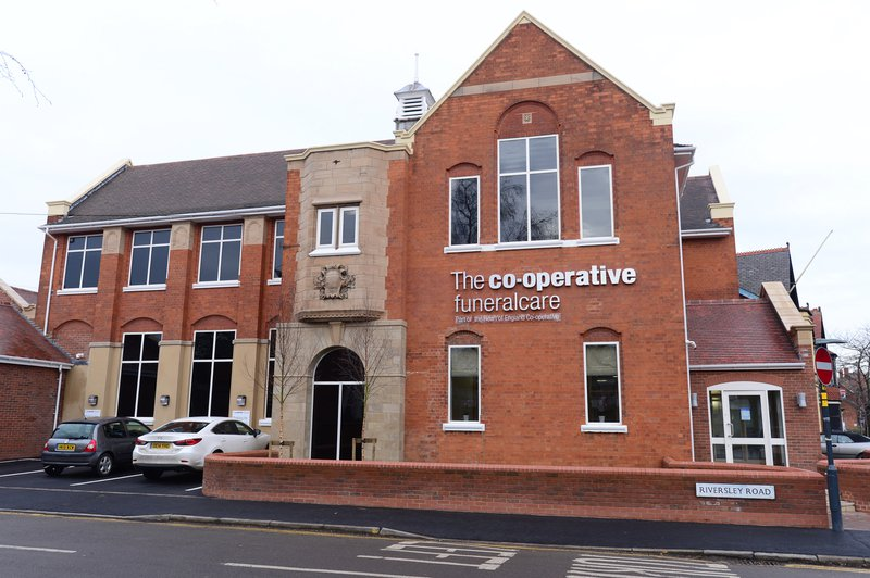 The Co-operative Funeralcare Nuneaton