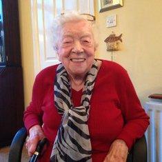 Joy Patricia Wilkinson