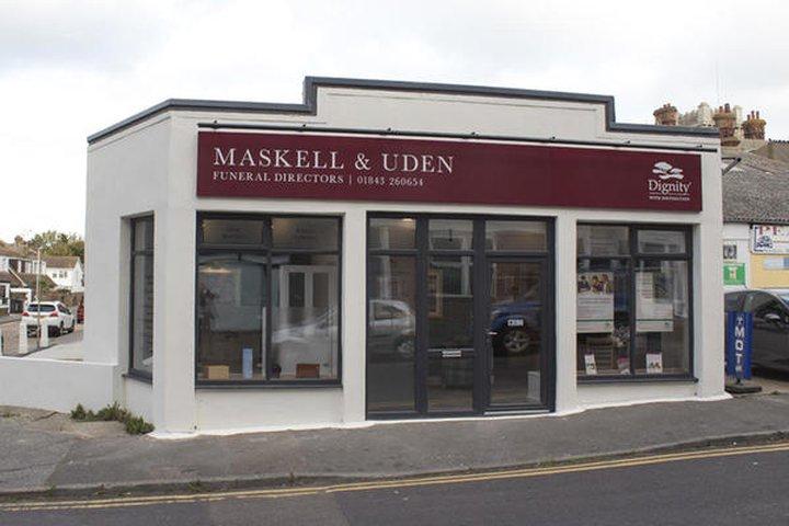 Maskell & Uden Funeral Directors, Westgate