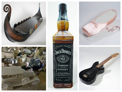 Which of these Crazy Coffins would you pick for your funeral ceremony?