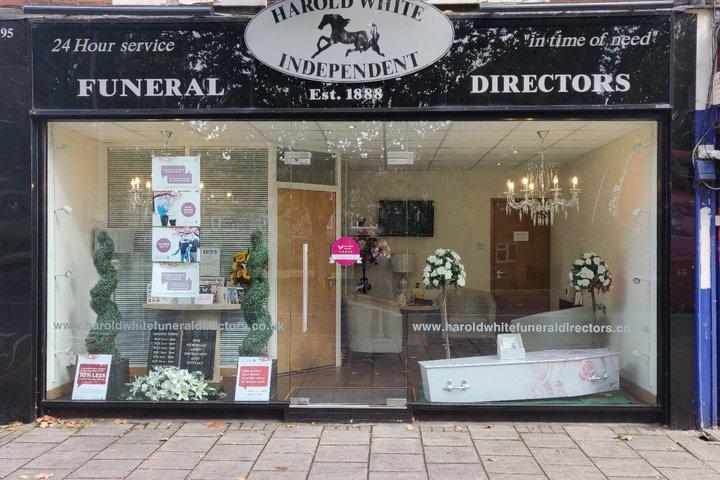 Harold White Funeral Directors, Buckhurst Hill