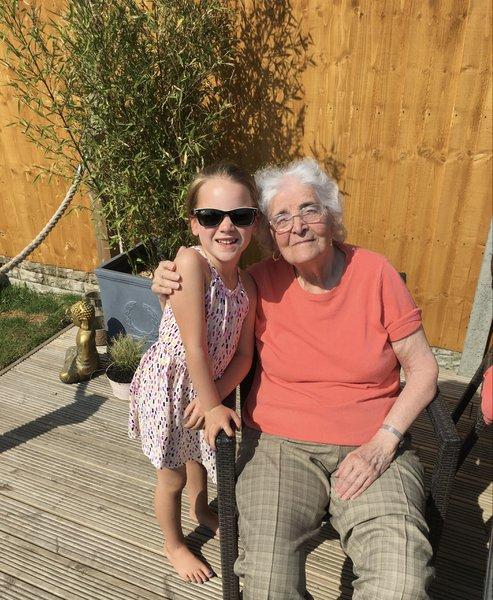 Nana, I miss and love you so much ❤️