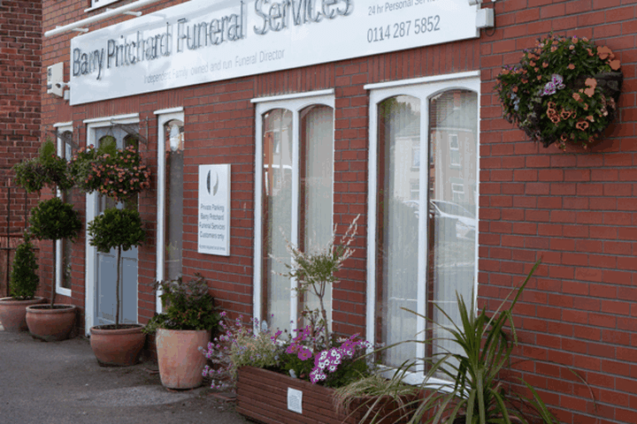 Barry Prichard Funeral Services, Killamarsh