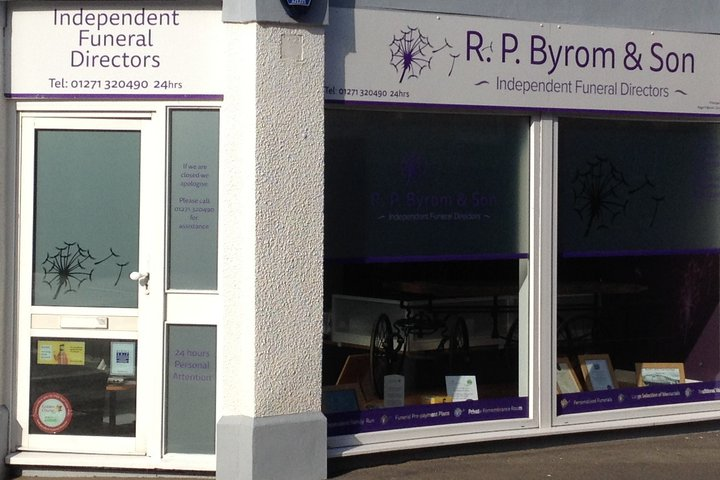 R P Byrom & Son Funeral Directors