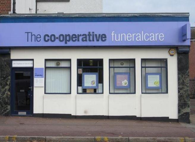 Co-op Funeralcare, Upminster