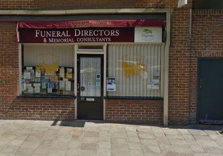 John Kemp Funeral Directors, Canterbury