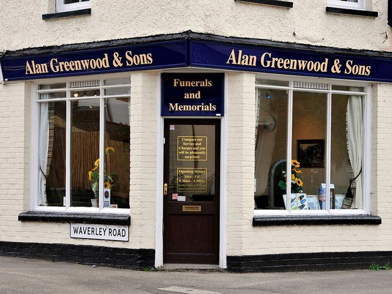 Alan Greenwood & Sons Bagshot