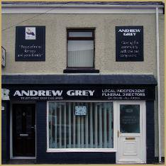 Andrew Grey Funeral Directors, Easington Lane, Durham, funeral director in Durham
