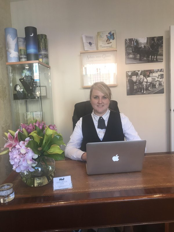 Jennifer Ashe & Son Funeral Directors, Norma House, West Midlands, funeral director in West Midlands