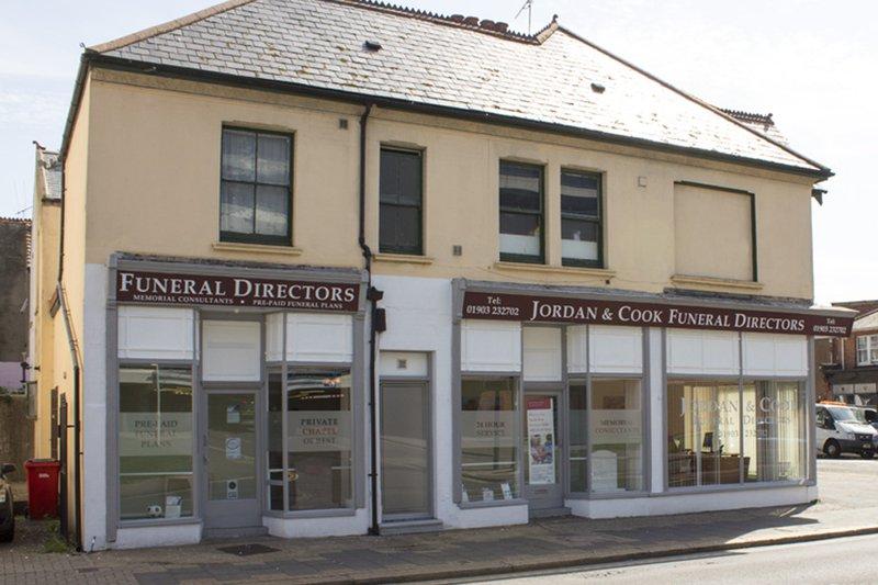 Jordan & Cook Funeral Directors