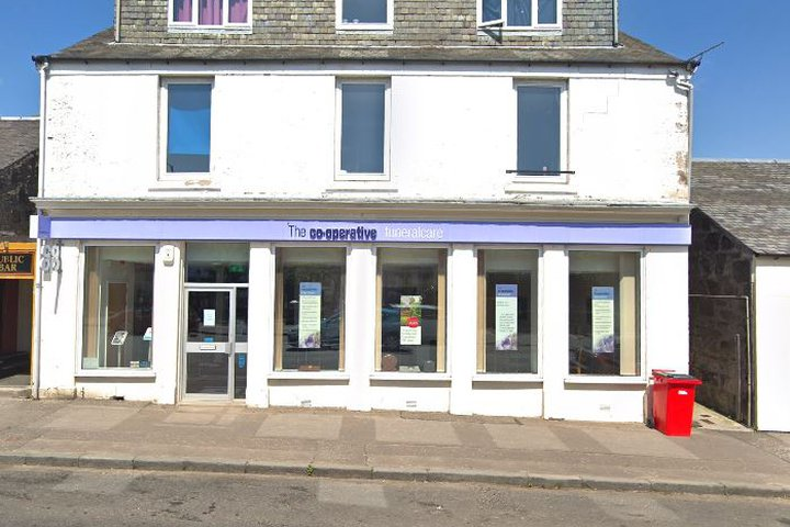 Co-op Funeralcare, Tillicoultry