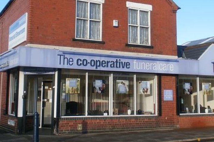 Co-operative Funeralcare (Midcounties), Bilston