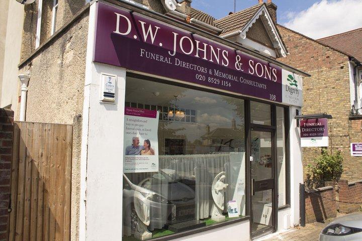 D W Johns & Sons Funeral Directors