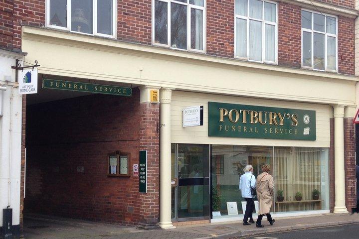 Potburys Funeral Service