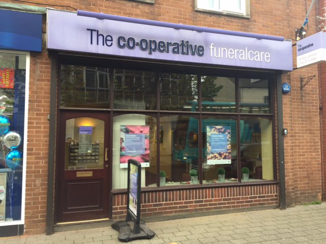 The Co-operative Funeralcare Oadby
