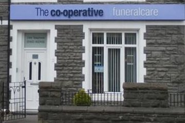 The Co-operative Funeralcare, Pontypridd