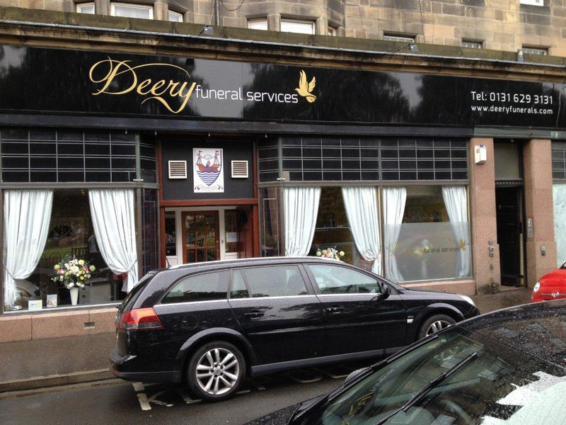 Deery Funeral Services, Leith