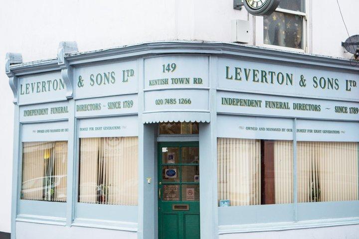 Leverton & Sons Ltd, Kentish Town