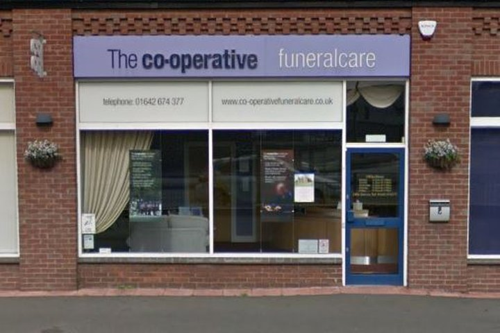 Co-op Funeralcare, Stockton on Tees
