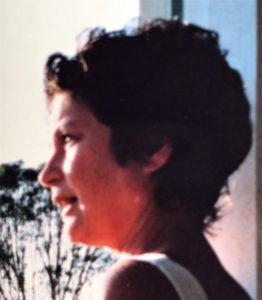 Gillian Frances 'Gill' Fowell