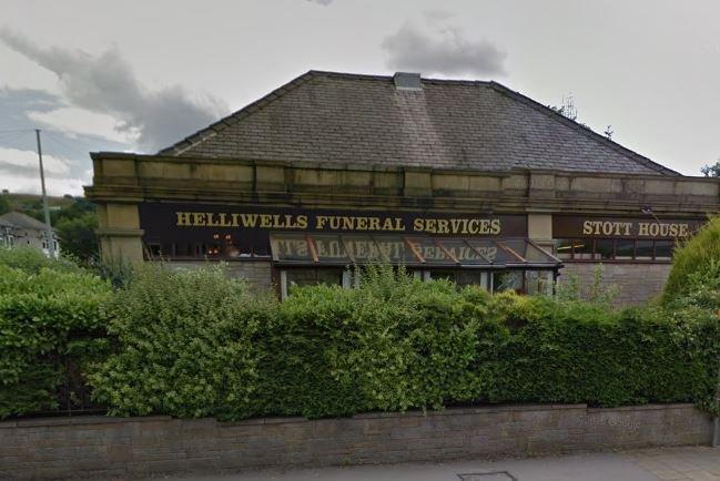 Helliwells Funeral Service Ltd, Colne