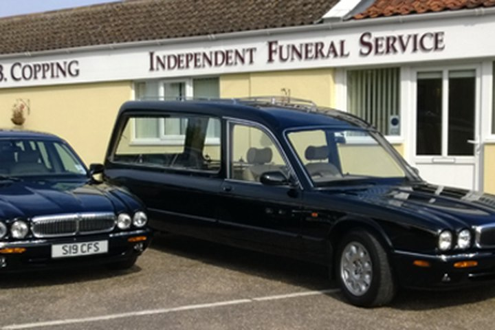 R. B. Copping Independent Family Funeral Service, Poringland